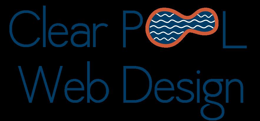Clear pool web design